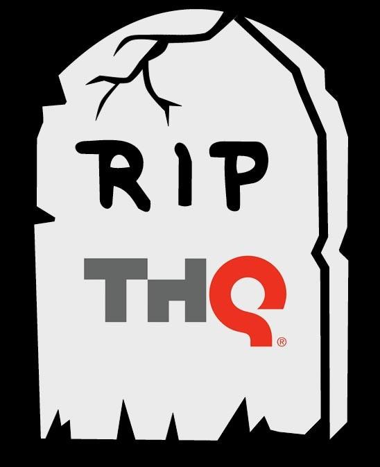 RIP THQ