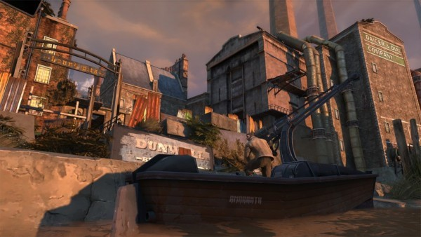 Dishonored Houds pit pub