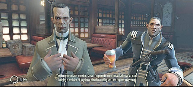 Dishonored Ugly Characters