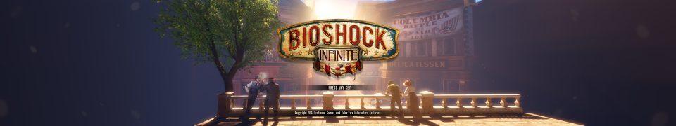 Bioshock Infinite Large Title