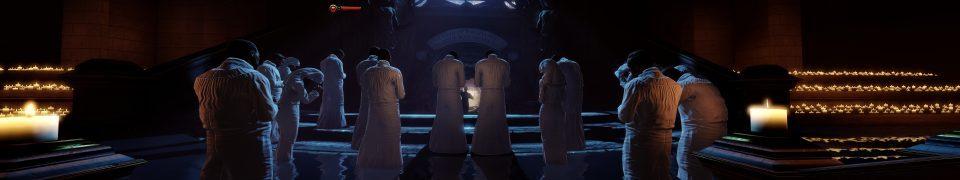 BioShock Infinite gathering
