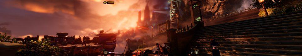 BioShock Infinite Screen