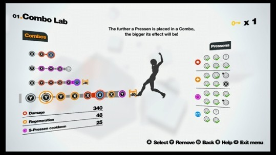 Remember Me Combos