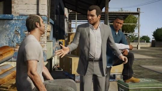 The GTA 5 Gang