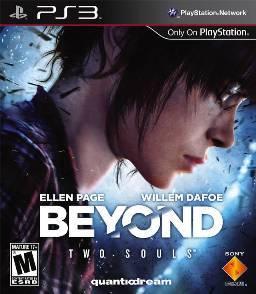 Beyond Two Souls box
