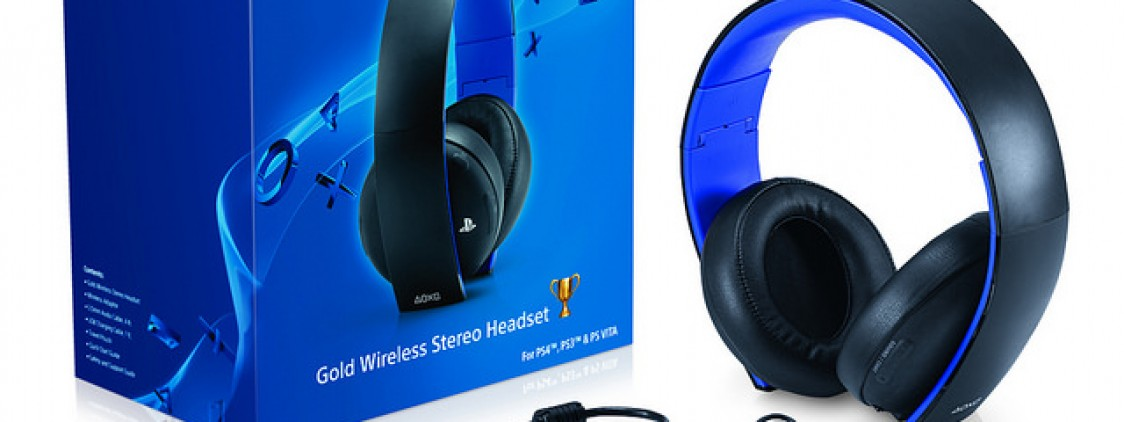 Sony's Gold Wireless Stereo Headset Review.