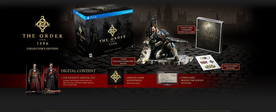 The Order 1886 Collectors