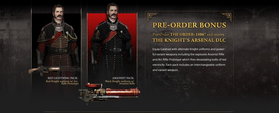 Remember back in the day when pre-ordering would get you something awesome?