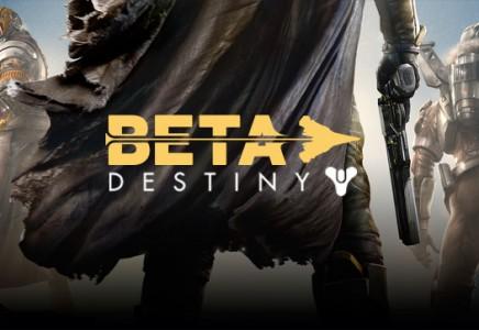 Destiny Beta back from Server Maintenance early!