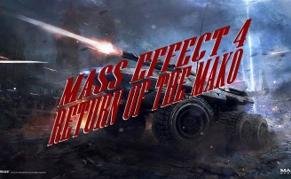 Mass Effect 4: Return of the Mako