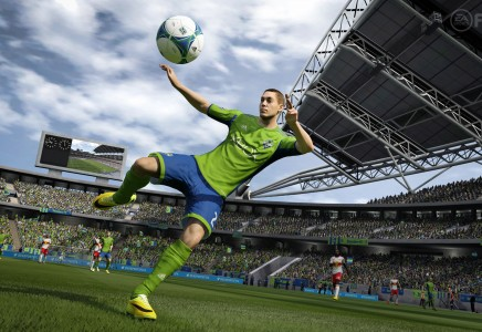 EA Puts Timmy Howard's Magical Powers in FIFA 15