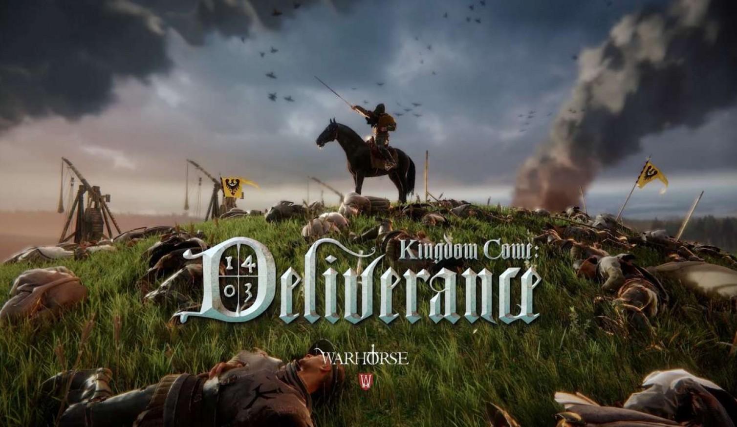 Kingdom Come: Deliverance Enters Tech Alpha