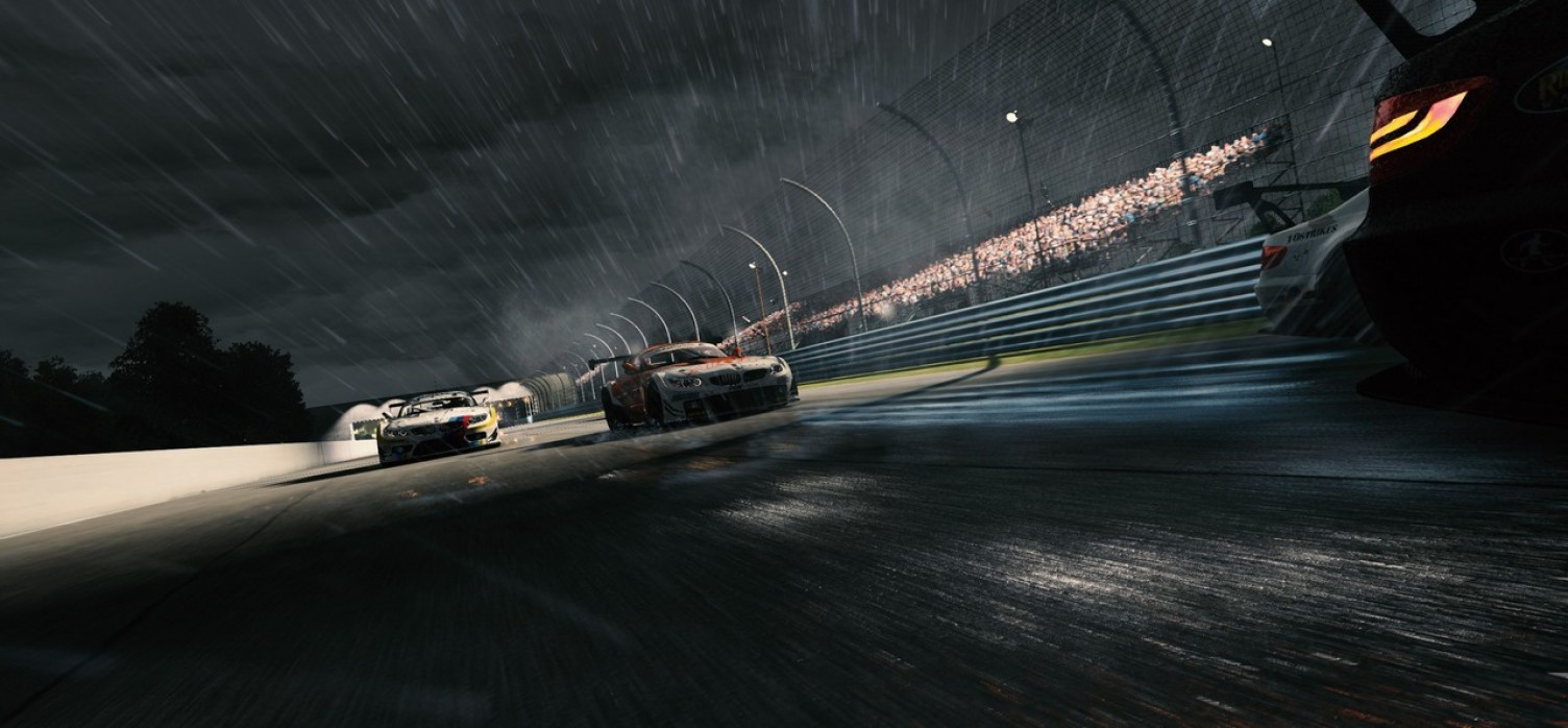 Project CARS Brings Terror to the Racetrack in New Trailer