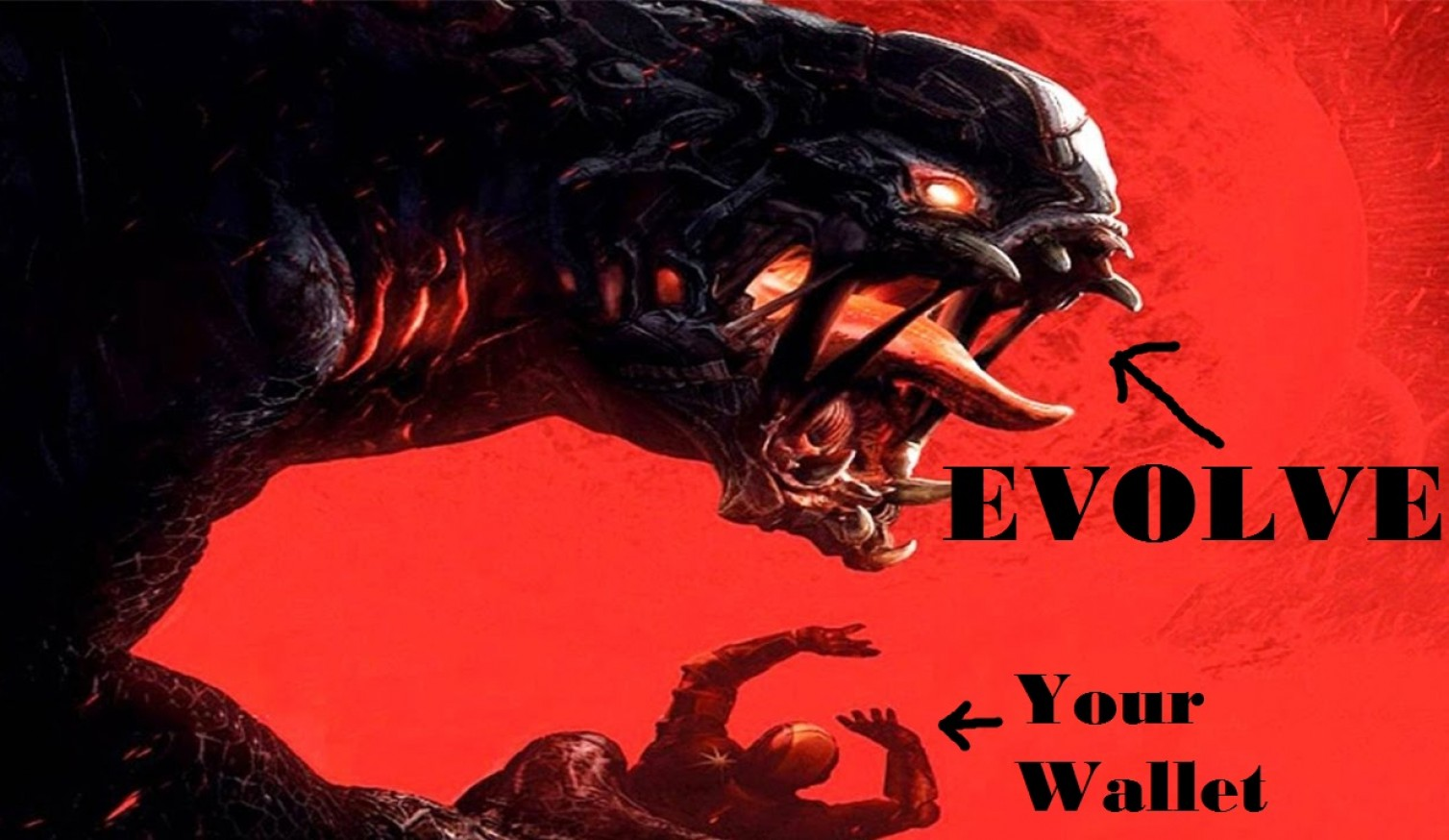 Evolve… into the worst