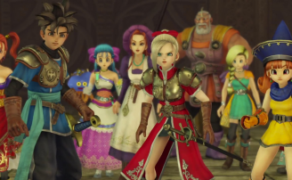 Dragon Quest finally coming to NA Consoles again… as a Dynasty Warriors clone!