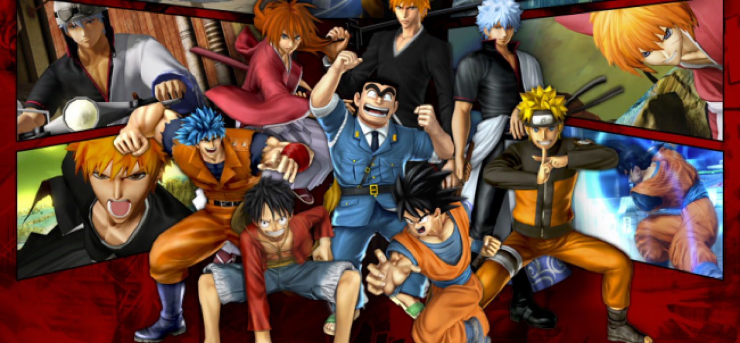 Bandai Namco not pulling punches with J-Stars Victory vs+