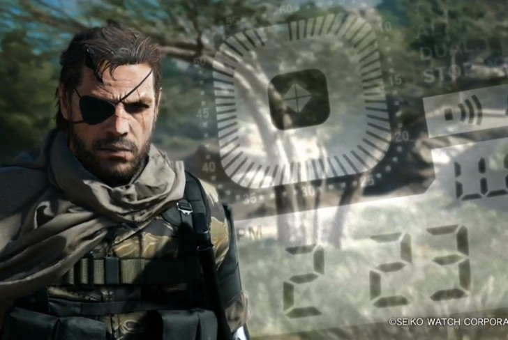 Metal Gear Solid 5: The Phantom Pain release date revealed