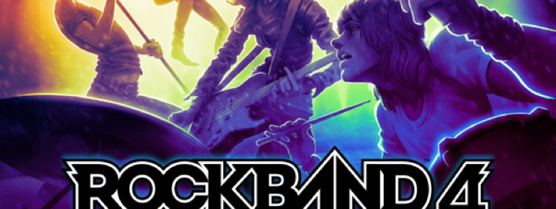 Rock Band 4 Coming to PS4 and Xbox One in 2015!