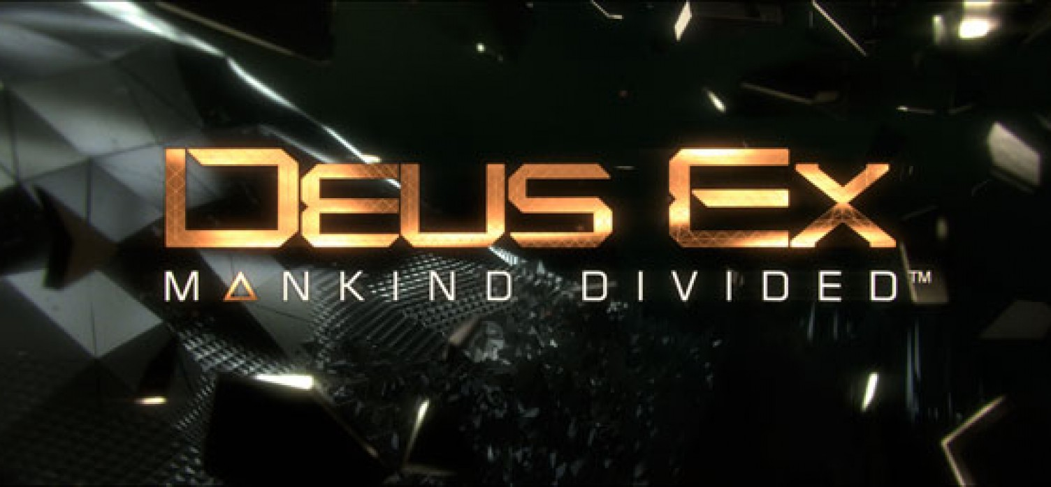 Deus Ex: Mankind Divided Dated [UPDATED]