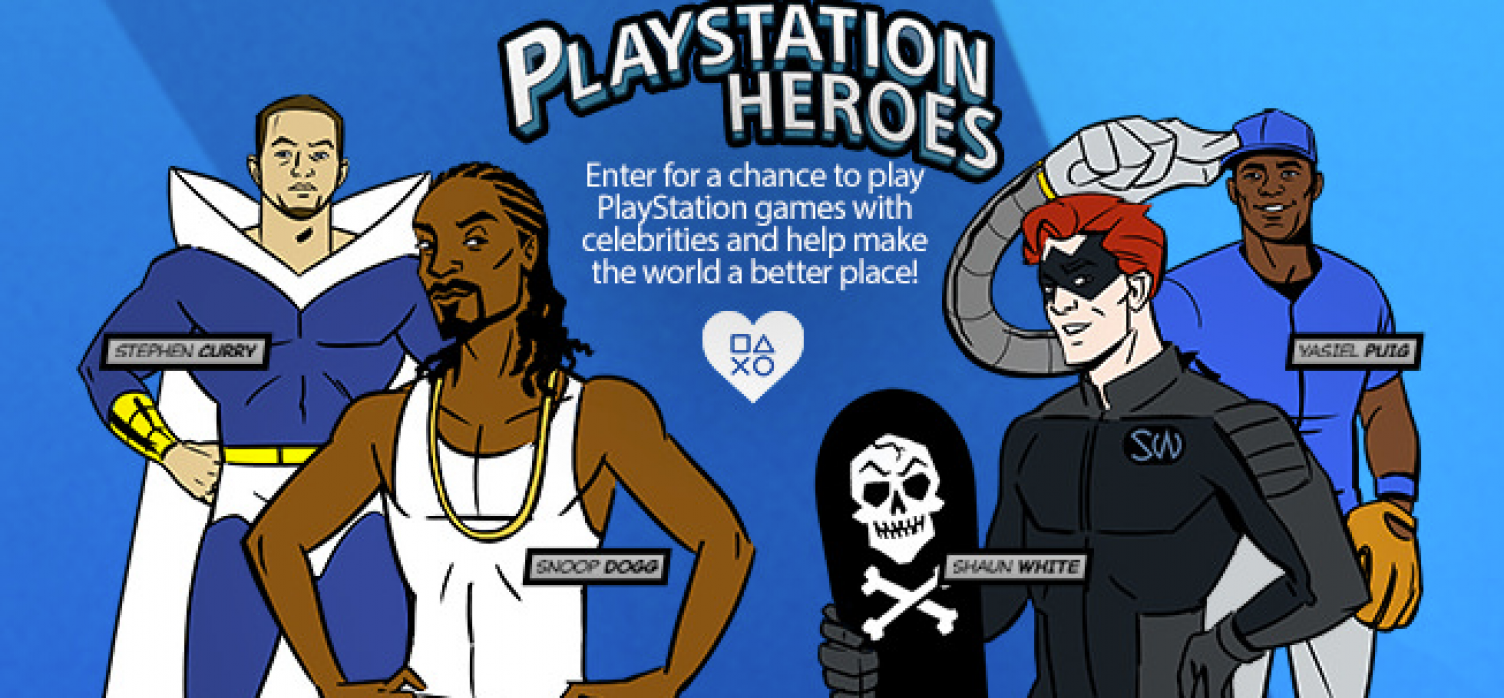 PS Heroes is Your Chance to Go to E3