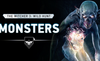 Witcher 3 Monsters Trailer Released