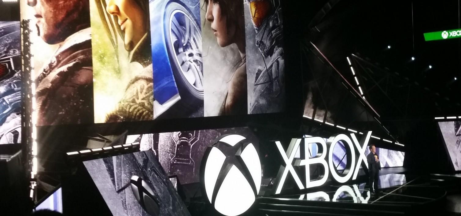 Xbox E3 2015 Live Blog