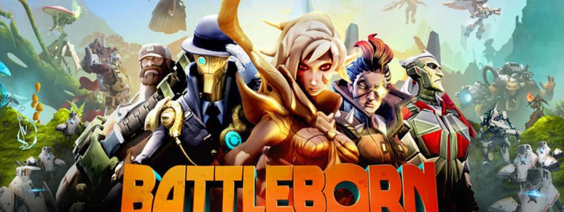 BattleBorn – E3 First Look