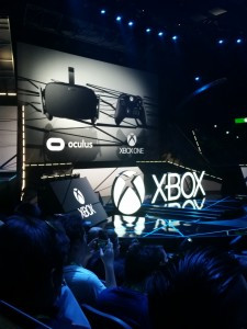 MS has secured that the Oculus will ship with XB1 controller