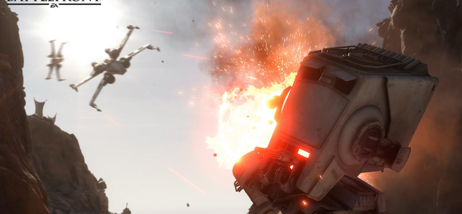 Star Wars: Battlefront Impressions