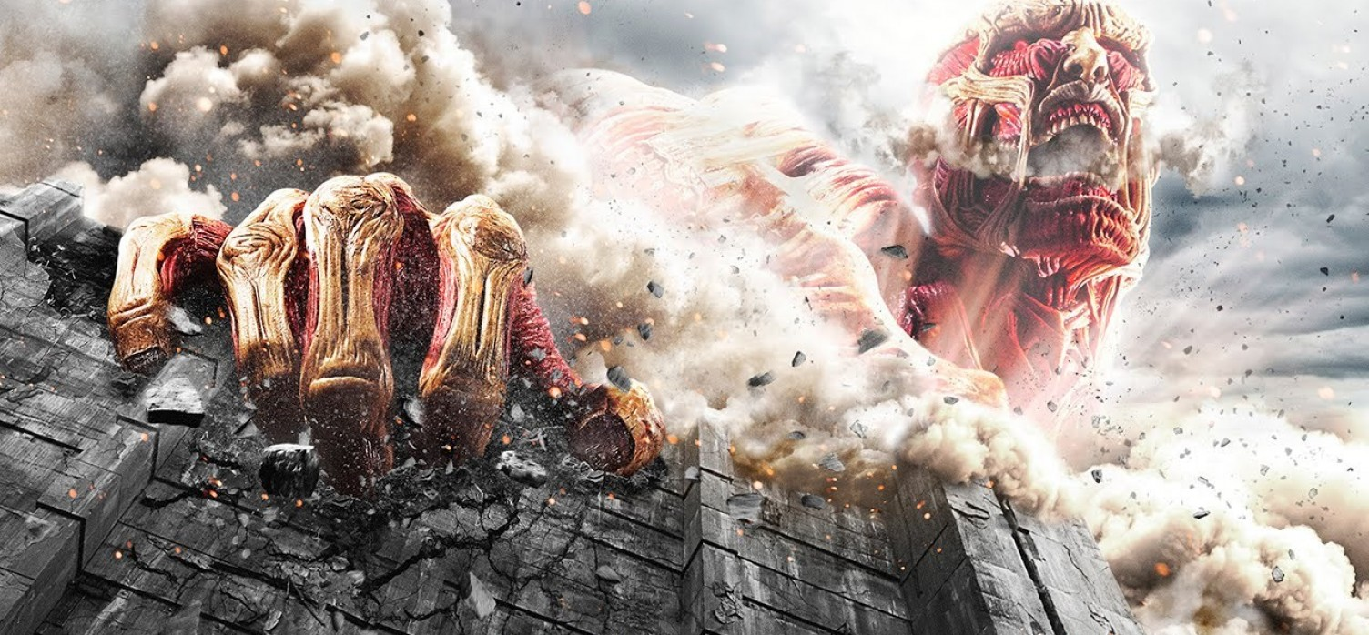 FUNimation Announces Theatrical Dates for Live Action Attack on Titan Movies