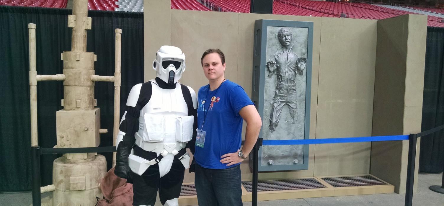 Phoenix Comicon Fan Fest Day 1