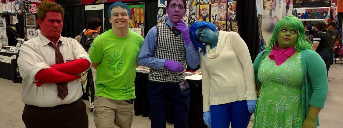 Phoenix Comicon Fan Fest Day 2