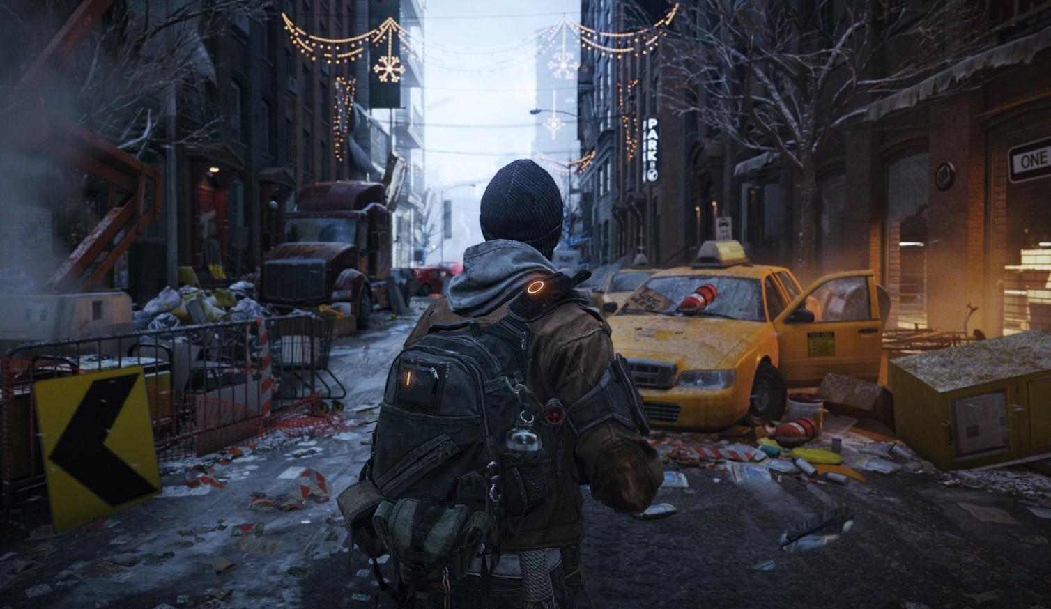 The Division Closed Beta Preview