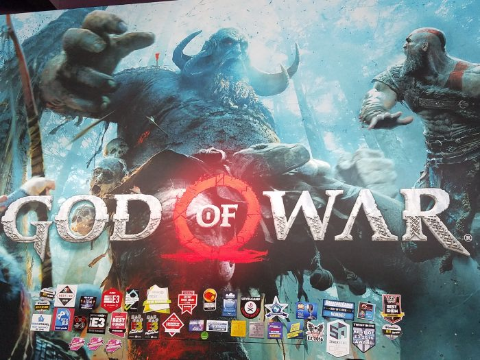 God of War Award