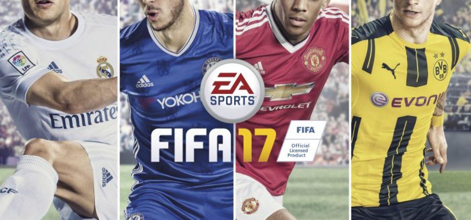 E3 2016: FIFA 17 First Impressions