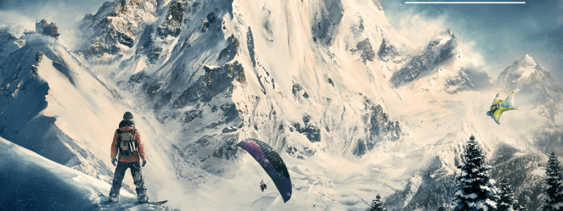E3 2016: Steep Gameplay First Impressions