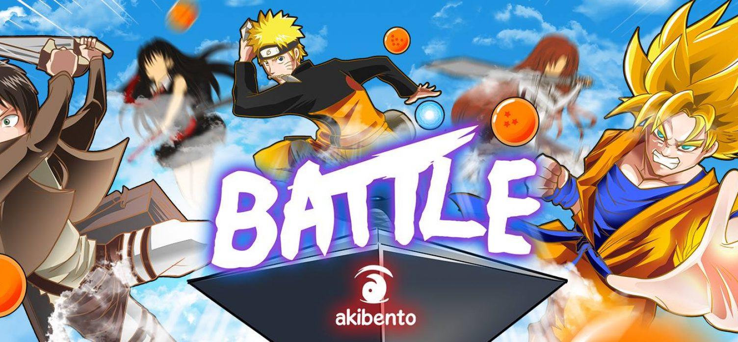 Akibento July 2016 Unboxing: Battle