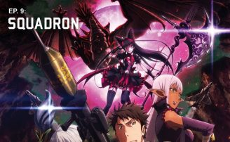 Loot Anime July 2016 Unboxing: Squadron