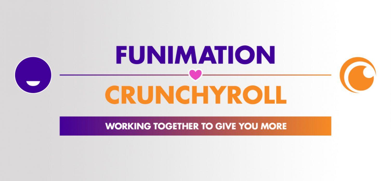 Crunchyroll and Funimation Partner Up