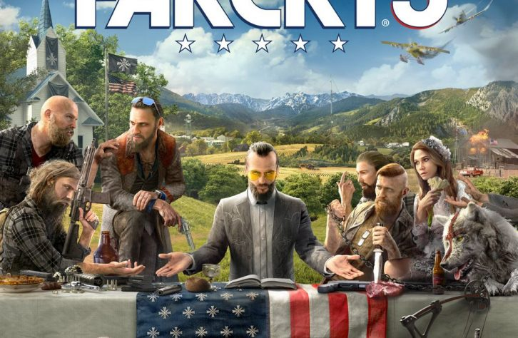 Far Cry 5: Montana Hipster