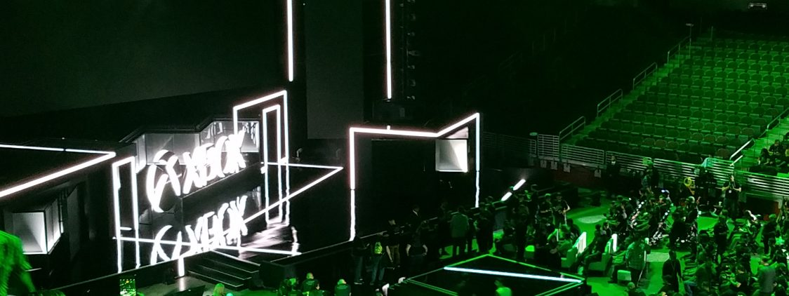E3 2017: XBOX Press Event Live Blog