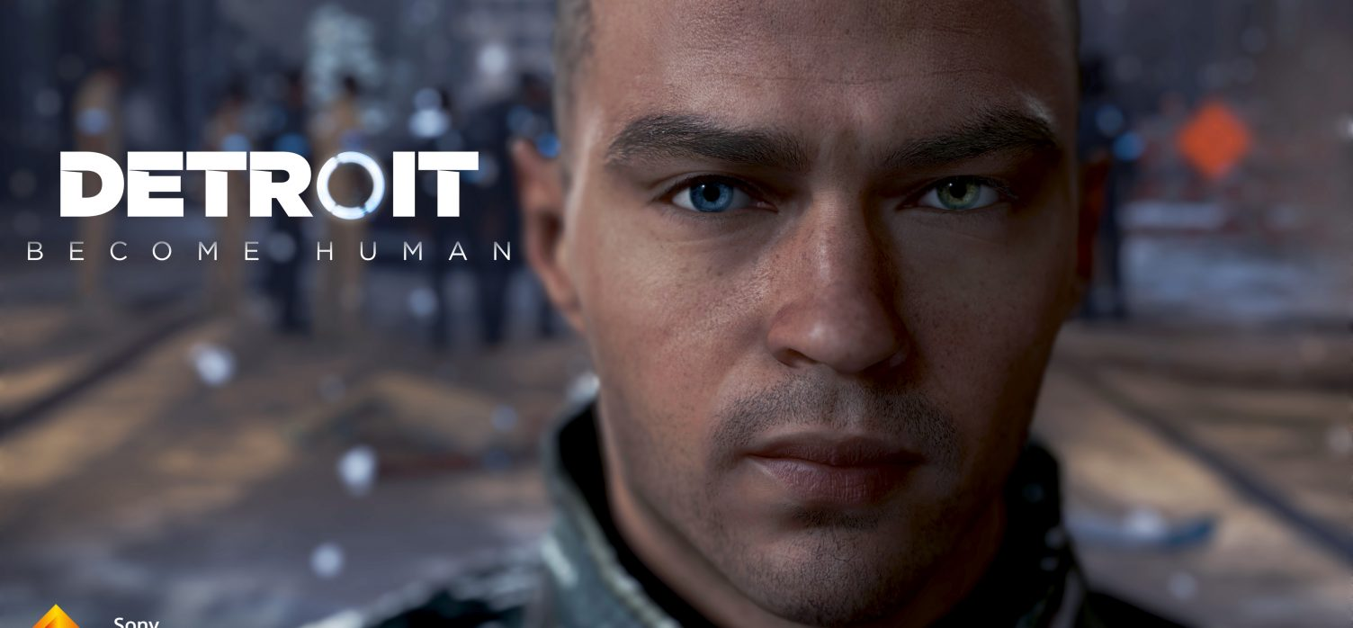 E3 2017 First Look: Detroit Become Human.