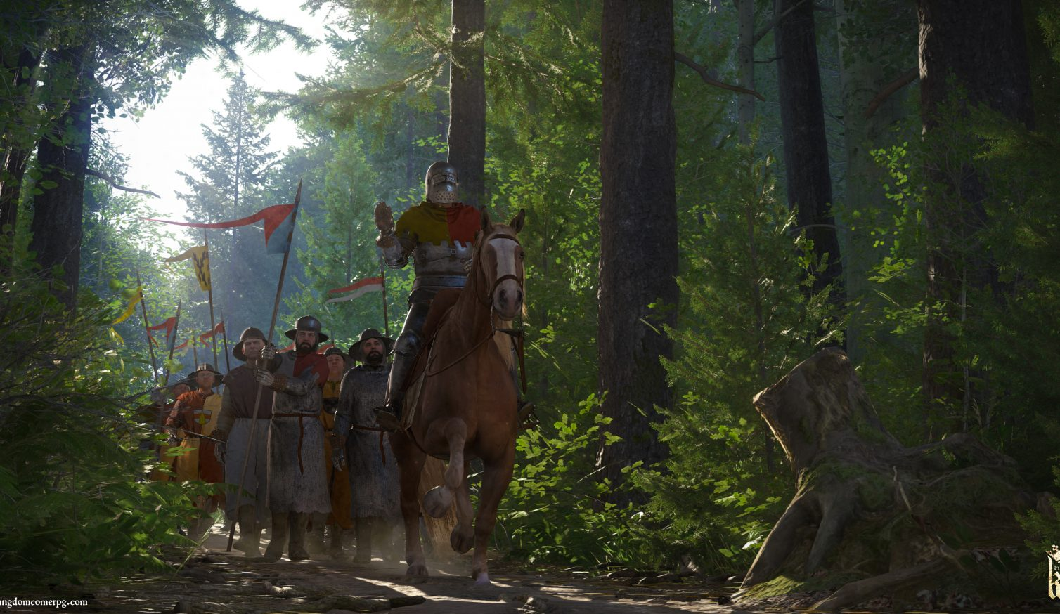 E3 2017: Kingdom Come: Deliverance Impressions