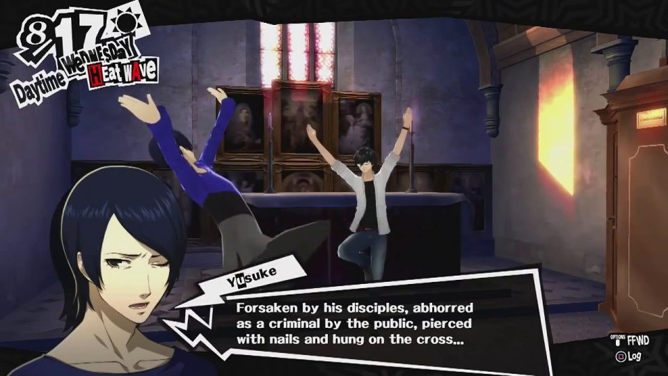 Persona 5 – I Beat It First